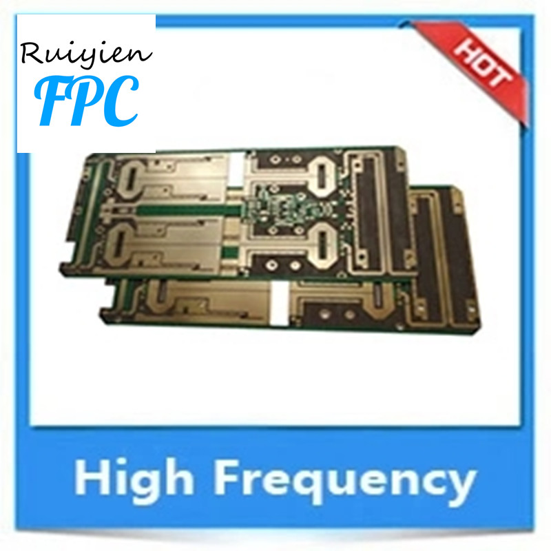 Assemblaggio PCB multistrato ad alta densità e girevole Flex ad alta densità