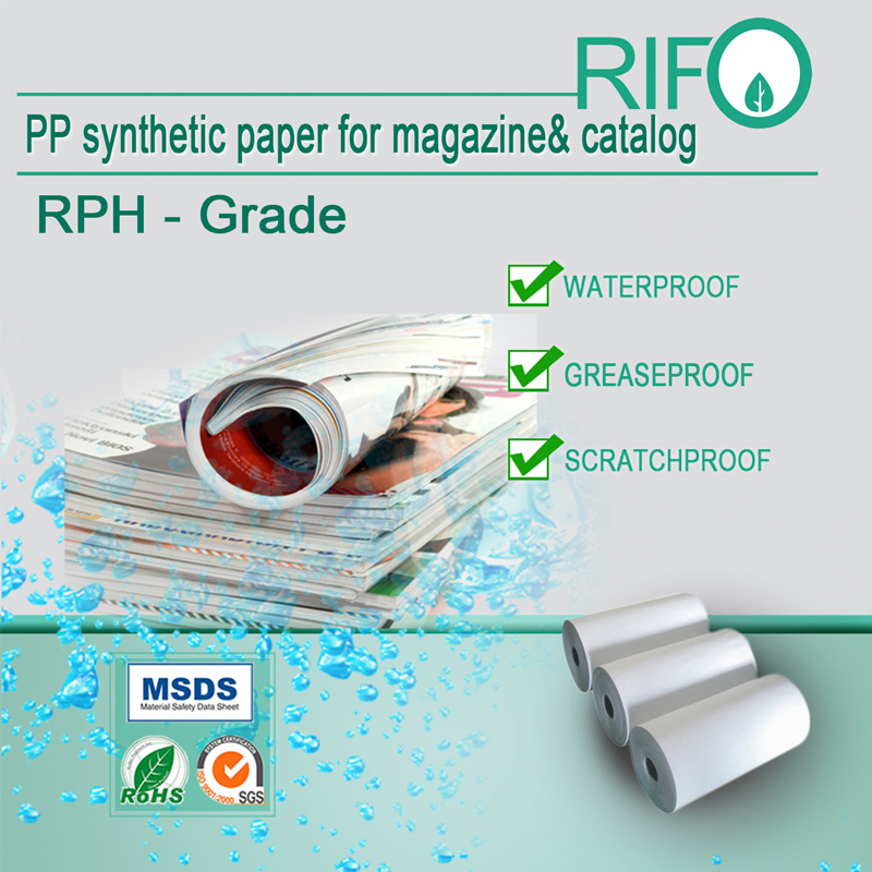 La carta sintetica RIFO è riciclabile?