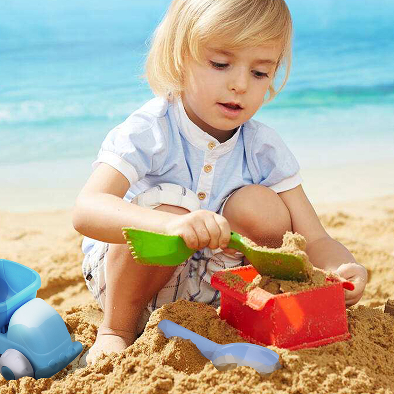 L'estate sta arrivando, che tipo di giocattoli hai bisogno? - Giocattoli di sabbia