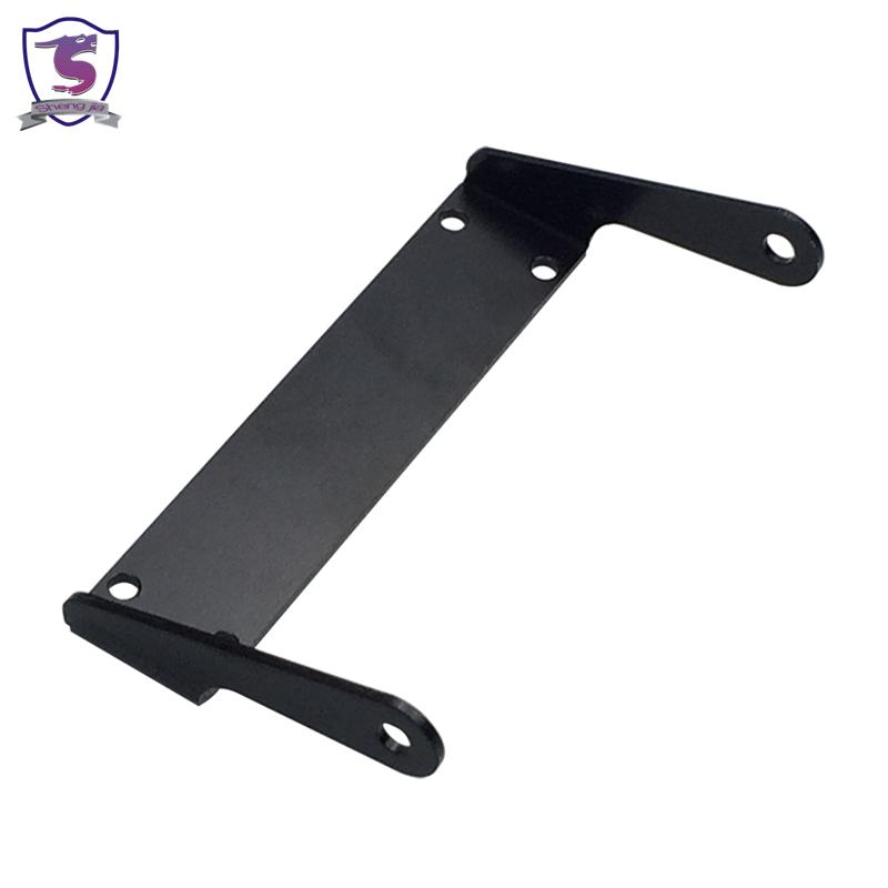 Staffa del supporto per verniciatura a polvere con base metallica in acciaio