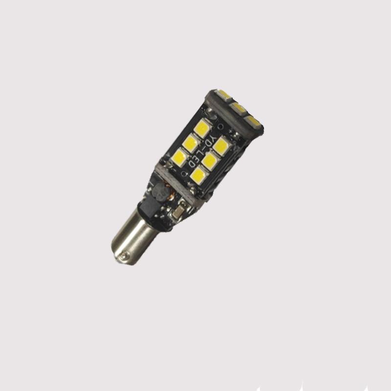 CANBUS 15SMD 2835 BAW9S HY21W BA9S BAY9S H21W BAX9S H6W lampadine di ricambio a led
