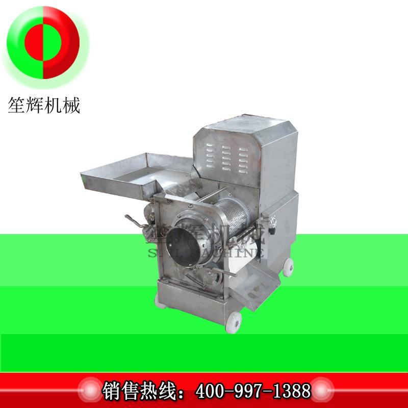 C'è anche una macchina speciale per il guscio dei gamberetti - rimuovere la macchina shell gamberetti