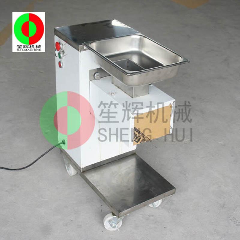 Affettatrice per carne piccola / affettatrice per carne / tagliatrice di carne / affettatrice per carne verticale QE-500