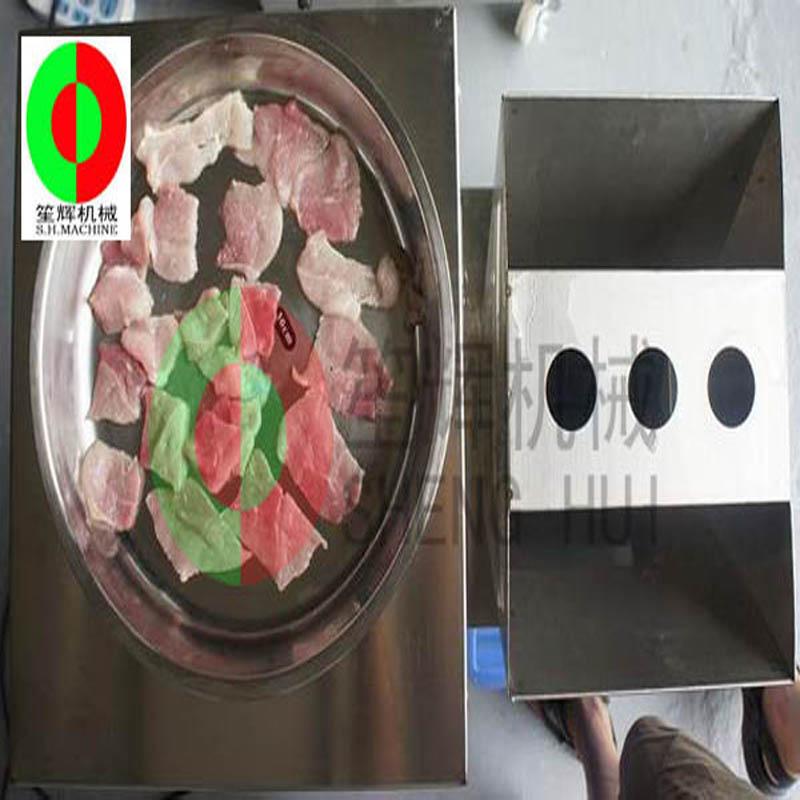 Affettatrice automatica per carne / affettatrice multifunzione / affettatrice verticale media QW-800