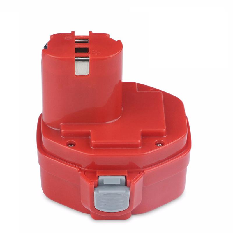 Di buona qualità Sostituzione batteria Ni-Mh 2000mAh 14,4 V Trapano elettrico per Makita 1435, 1435F, 192699-A