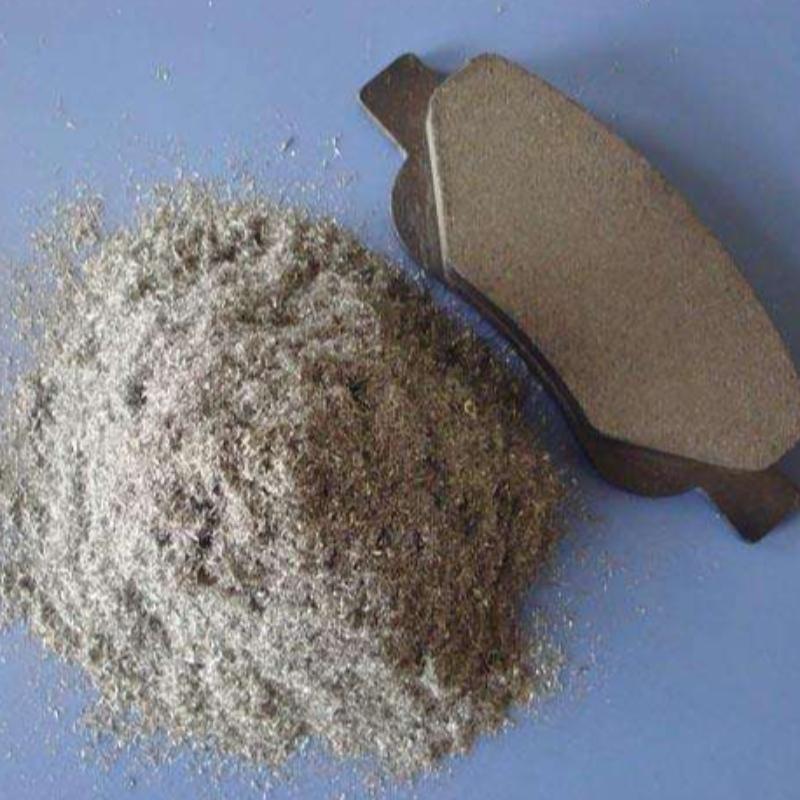 fibra d'acciaio tritata