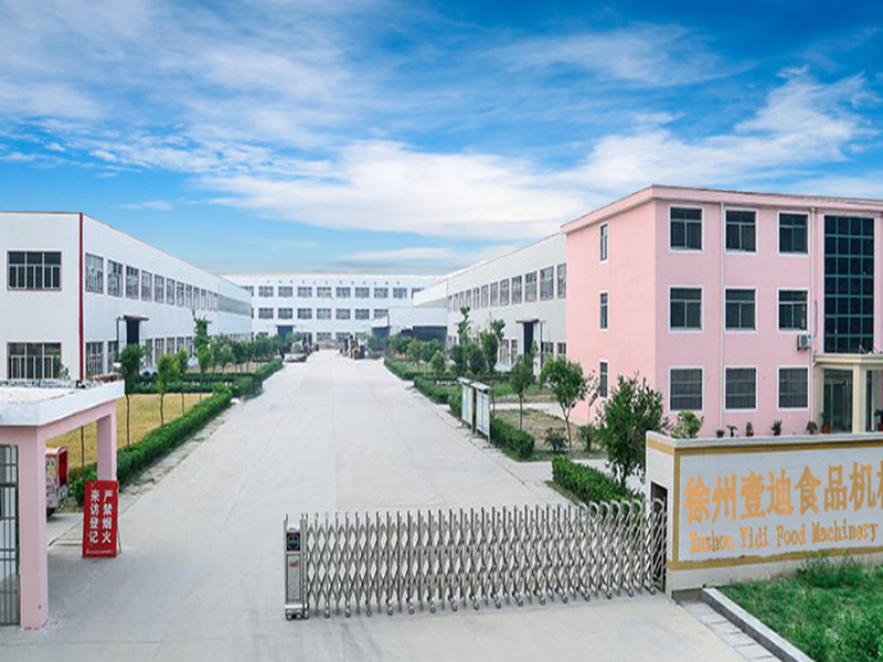 XUZHOU YIDI FOOD MACHINERY CO.,LTD
