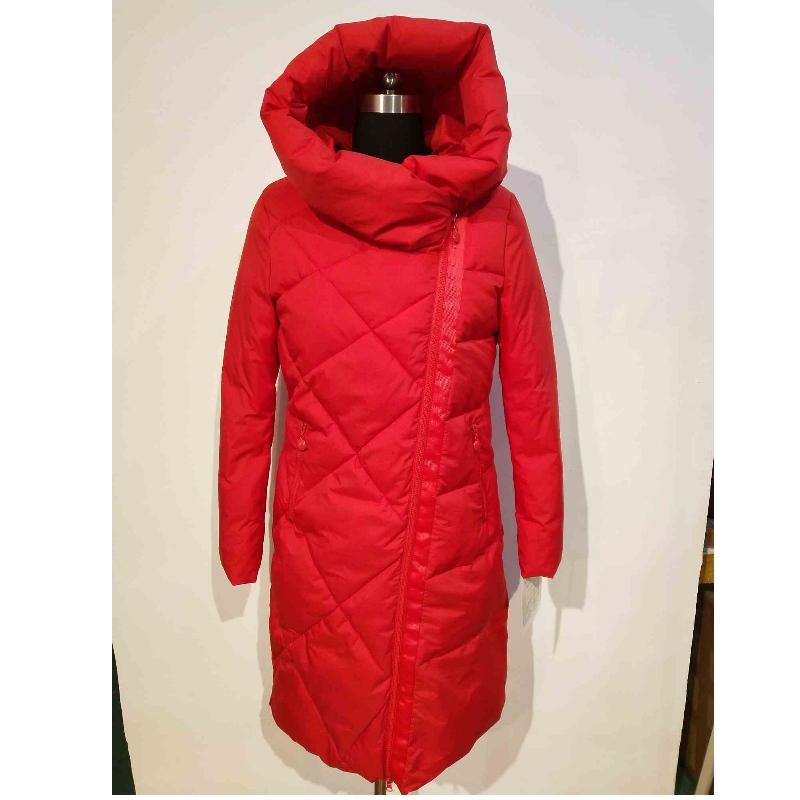Cappotto caldo da donna