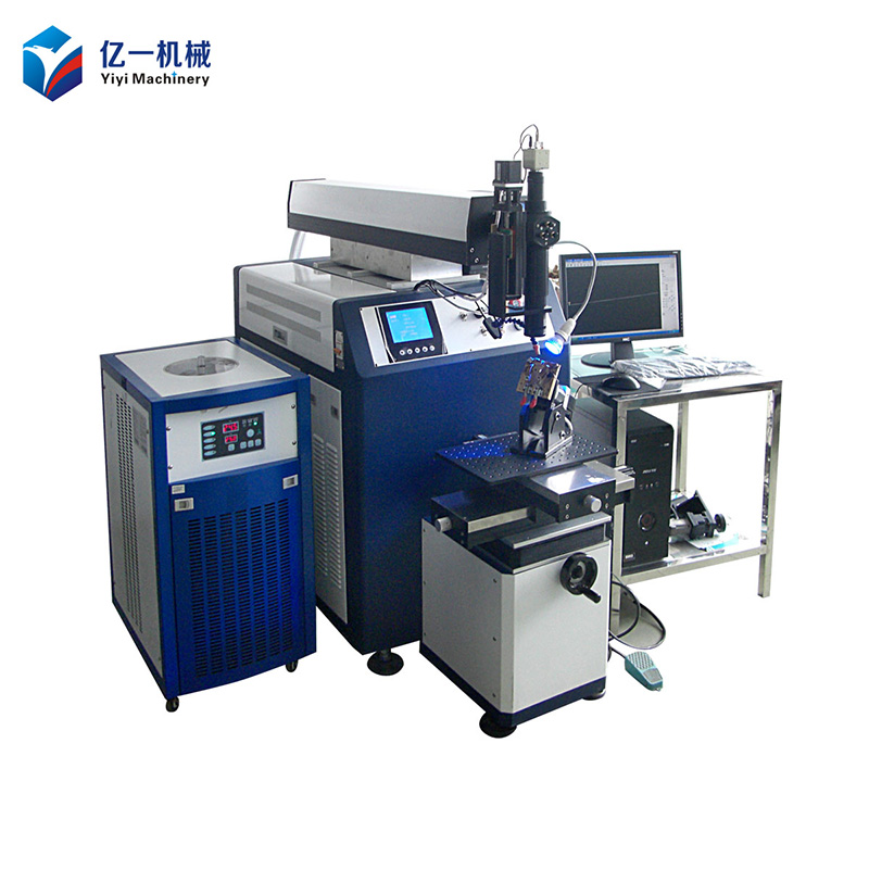 Yiyi all'ingrosso YAG Automatic Laser Welding Machine with Four Axes