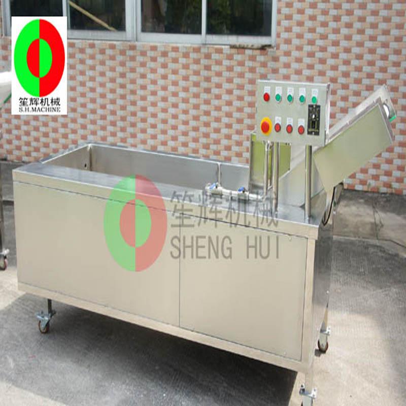 Un nuovo modo di lavatrice vegetale a corrente parassita