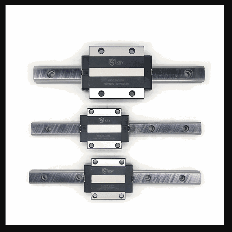 HIWIN Garanzia di qualità della slitta in miniatura EGH20CA ad alta precisione per il dispositivo di scorrimento lineare argento su Taiwan