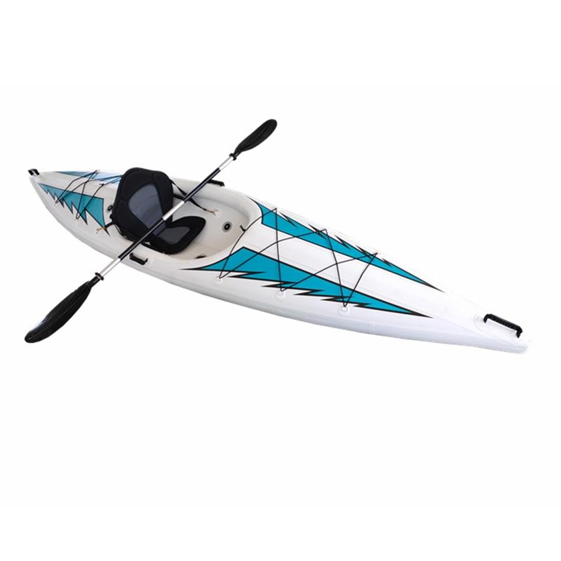 Kayak gonfiabili monoposto fabbricati in Cina