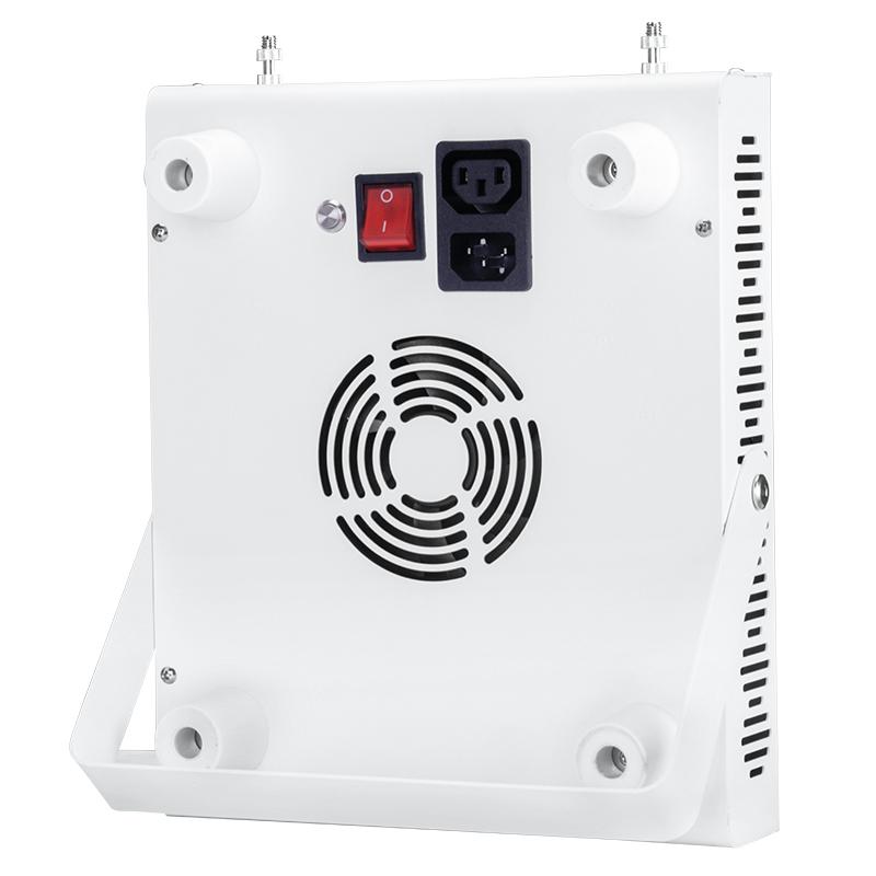 RD300 Red 660nm u0026 Near Infrared 850nm dispositivi per lampade per terapia della luce a casa, 300W LED portatile per terapia della luce per alleviare il dolore e la pelle