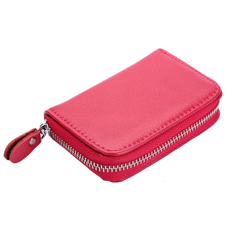 HD0827 - Portafoglio da donna personalizzato multi-card economico