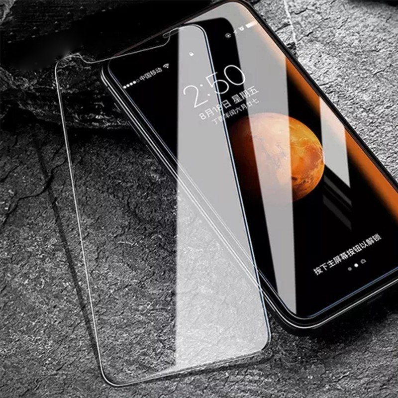 2.5D Pellicola proteggi schermo trasparente fox iPhone Xs / Xr / Xs Max