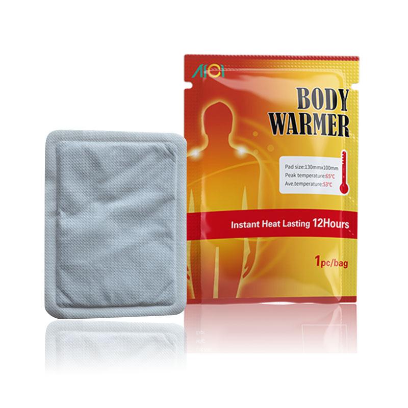 Toppa più calda per il corpo