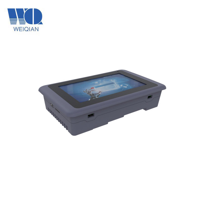 Monitor industriale touch screen da 4,3 pollici WinCE Industrial Panel Computer