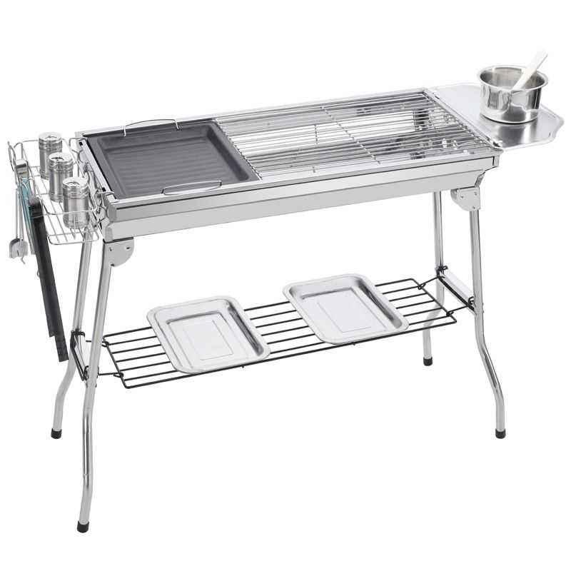 Griglia per barbecue a carbone1081
