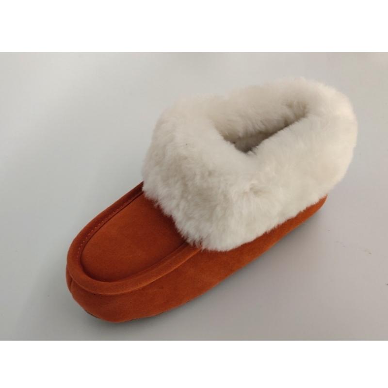 pantofole di montone
