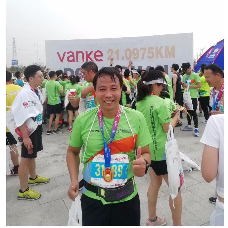 Maratona di sport da corsa