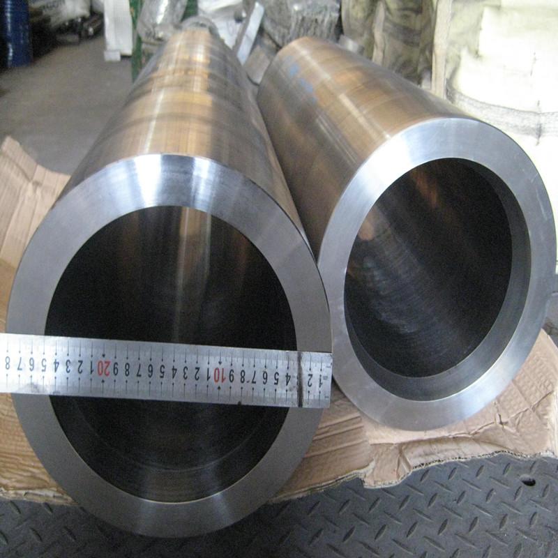 Gancio per tubo Inconel718, boccola a manicotto (UNS N07718, wwW.Nr. 2.4668, lega 718)